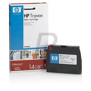 C4436A - HP colorado 14GB* travan data cartridges (1 pack)