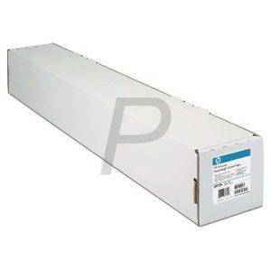 C6810A - HP papier jet d'encre blanc brillant hp (rouleau de 914 mm)