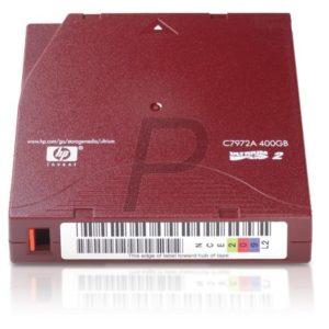 C7972A - LTO Cartouche de données HP Ultrium de 400 Go (C7972A)