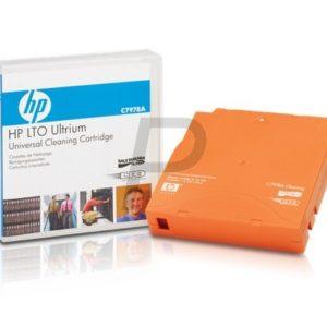 C7978A - LTO cartouche de nettoyage HP Ultrium universelle (C7978A)