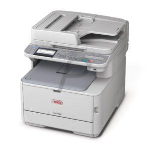 D01E08 - OKI MC362dn couleur A4 MFP - Copieur/Scanner/Imprimante/Fax (Recto/Verso) Avec Toner