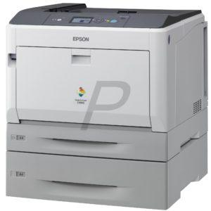 D03B11 - EPSON AcuLaser C9200DTN A4/A3 (modèle standard + kit Recto Verso + bac 500 feuilles) Avec Toner
