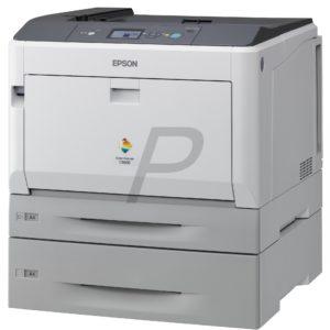 D03B16 - EPSON AcuLaser C9300TN A4/A3 (modèle standard + bac 500 feuilles) Avec Toner
