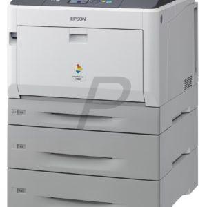 D03B20 - EPSON AcuLaser C9300D2TN A4/A3 (modèle standard + kit Recto Verso + 2 bacs 500 feuilles) Avec Toner