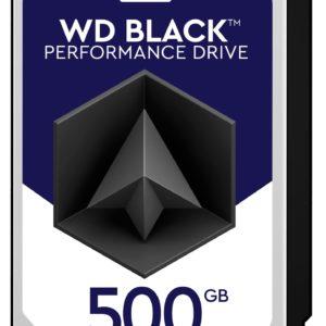 D10G30 - SATA600   500GB - 7200 WESTERN Caviar Black (64 MB) [WD5003AZEX]