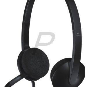 D23H05 - LOGITECH USB Headset H340 - [981-000475]