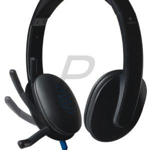 D23H06 - LOGITECH USB Headset H540 - [981-000480]