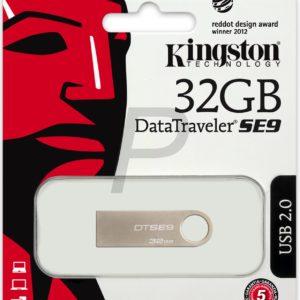 D25G01 - USB 2 Disk 32GB - KINGSTON DataTraveler SE9 [DTSE9H/32GB]