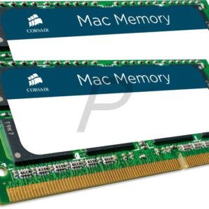 D26A02 - DDR3  8GB [2x4GB] DDR1333 (PC3-10600) SO-DIMM Notebook - CORSAIR MAC [CMSA8GX3M2A1333C9]