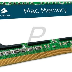 D26A06 - DDR3  8GB DDR1333 (PC3-10600) SO-DIMM Notebook - CORSAIR MAC [CMSA8GX3M1A1333C9]