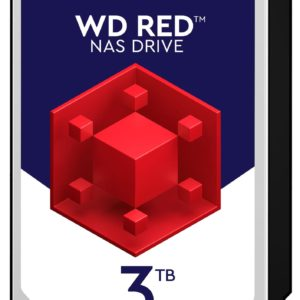 D26F23 - SATA600  3.0To (3000GB) - IntelliPower WESTERN Red for NAS (64 Mo) [WD30EFRX]