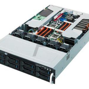"D30K07 - Rack 19"" ASUS ESC4000 (IKVM) 2U ( Intel 5520 IOH - 2xSocket 1366 ) - 2X 400W"