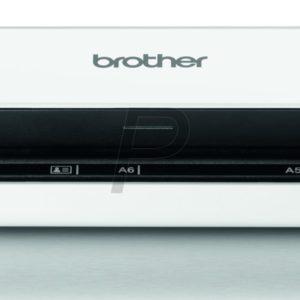E01J07 - BROTHER DSmobile DS-620 Scanner mobile avec une résolution de 600 dpi et une vitesse de numérisation de 7.5 pages / minute