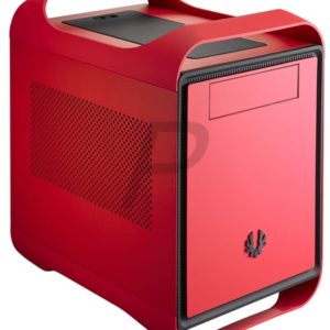 E06X07 - Boitier BITFENIX Prodigy Mini-ITX Fire Red [BFC-PRO-300-RRXKR-RP] ( 1 x 5.25 ) - No Power