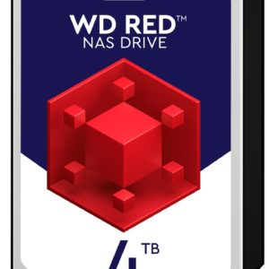E06X14 - SATA600  4.0To (4000GB) - IntelliPower WESTERN Red for NAS (64 Mo) [WD40EFRX]