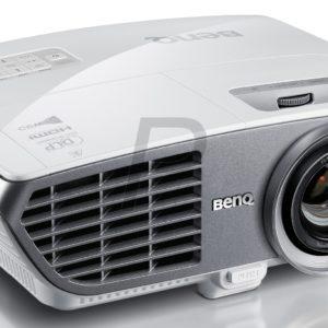 E07K01 - BENQ Projecteur W1300 [DLP, 2000 Lumens ANSI, 10 000 :1, 30 dB, 1920 x 1080] Divertissement en grand écran dans votre salon !