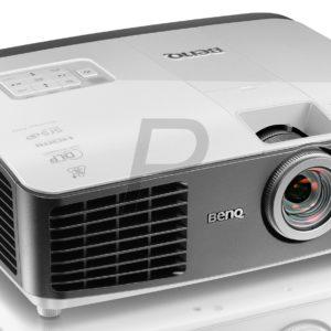 E07K02 - BENQ Projecteur W1400 [DLP, 2200 Lumens ANSI, 10 000 :1, 28 dB, 1920 x 1080] Divertissement en grand écran dans votre salon !