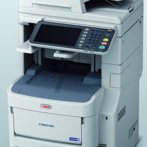 E13E01 - OKI MC780dnfax couleur A4 MFP - [Scan - Copy - Print - Fax ] Avec Toner