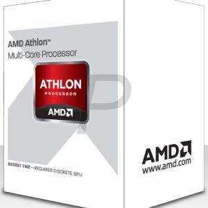 E13F07 - AMD Athlon II X2 370 [Socket FM2 - 1024Kb - 4.2 GHz ] + Ventilateur