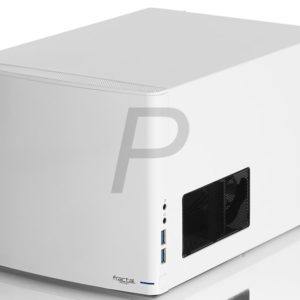 E13K13 - Boitier FRACTAL DESIGN Mini-ITX Node 304 White [ FD-CA-NODE-304-WH ]