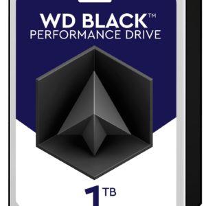 E14J106 - SATA600  1.0To (1000GB) - 7200 WESTERN Caviar Black (64 MB) Advanced Format (AF) [WD1003FZEX]