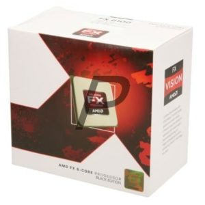 E17E04 - AMD FX 6-Core FX-6350 [Socket AM3+ - 1000Kb - 3.9 GHz - 32nm ] + Ventilateur