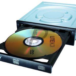 E18X04 - SATA - DVD ± RW 8.5GB LITEON iHAS324 Black [ iHAS324-07 ] Retail