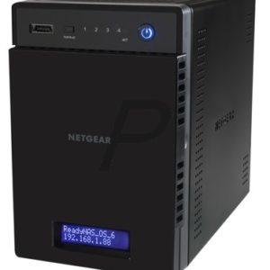 E20C21 - Disque Ethernet  4.0To (4000GB) - NETGEAR RN31441E ReadyNAS 314 - 4To (4 x 1To Enterprise Drive)