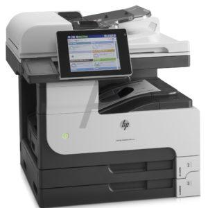 E27C01 - HP LaserJet Enterprise 700 M725dn (CF066A) A3 [ Impression, Copieur, Scanner ] Avec Toner