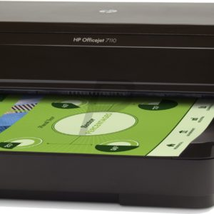 E30A04 - HP OfficeJet 7110 Wide Format [CR768A] avec encres