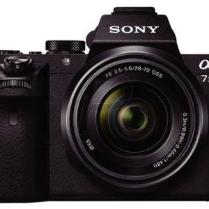 F01L02 - SONY Reflex ILCE-7M2K Alpha 7 II + objectif 28-70mm F3.5-5.6 OSS