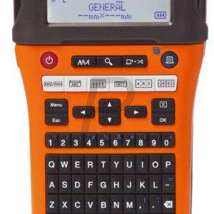 F06E04 - BROTHER PT-E550WVP - La solution polyvalente pour les professionnels du secteur électrique!