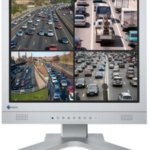 "F08G41 - Ecran 17"" LED EIZO DuraVision FDS1703 ( 1280x1024, 350cd, 800:1, 30ms, V140/H160, Analog/BNC ) Grey"
