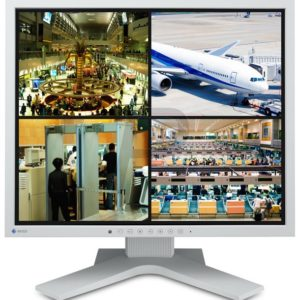 "F08G43 - Ecran 19"" LED EIZO DuraVision FDS1903 ( 1280x1024, 350cd, 1000:1, 5ms, V170/H170, Analog/BNC ) Grey"