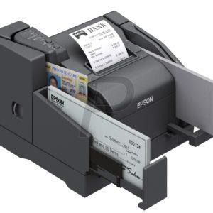 F09E03 - EPSON TM-S9000MJ (112): 200DPM, 2Pocket, USB, sans MSR