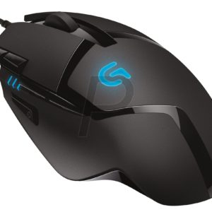 F10K45 - Souris LOGITECH G402 Hyperion Fury FPS Gaming Mouse [910-004067]