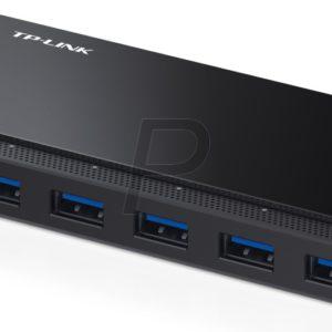 F10L06 - HUB USB 3 TP-LINK UH720 7 Ports plus 2 Ports de recharge
