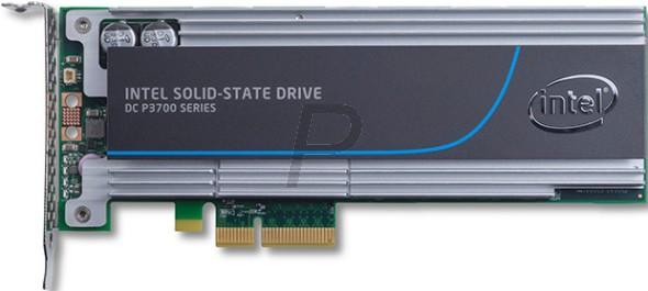 F11F12 - SSD Drive 1.6To (1600GB) INTEL SSD DC P3700 SERIES PCI-Express SSD Solid State disk MLC - [SSDPEDMD016T401]