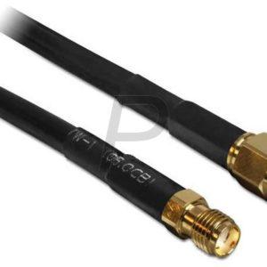 F11H10 - Rallonge antenne WLAN RP-SMA M/F 2m