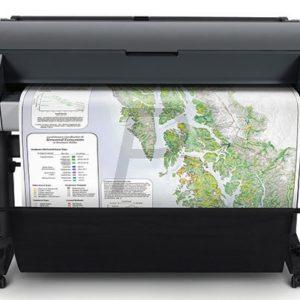 F13C02 - HP Designjet ePrinter T795 1118 mm (CR649C) - 44 pouces/2400x1200 dpi