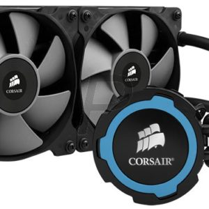 F14A09 - CORSAIR Cooling Hydro Series H105 [ Liquid Cooler pour Socket : Intel LGA 1150/1151/1155/1156/1366/2011 - AMD AM2/AM3/FM1/FM2 ]
