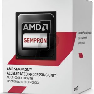 F16D04 - AMD Quad-Core Sempron 3850 APU with Radeon R3 Serie [Socket AM1 (FS1B) - 4x512Kb - 1.30 GHz - 28nm ] + Ventilateur