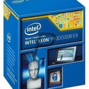 F16F02 - INTEL Xeon Quad Core E3-1231V3 3.4GHz [ LGA1150 - 8MB - 22 nm - 80W ] sans Ventilateur