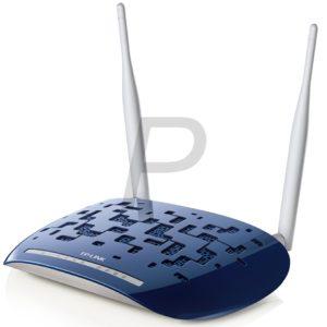 F18F15 - ADSL Analog TP-LINK TD-W8960N Modem routeur ADSL2+ sans fil N 300 Mbps