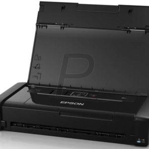 F23J05 - EPSON WorkForce WF-100W (batterie rechargeable et communique en Wi-Fi avec les smartphones et les tablettes) avec encres