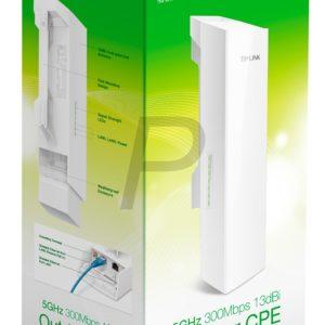 F24K12 - TP-LINK CPE510 CPE Extérieur 5GHz 300Mbps 13dBi