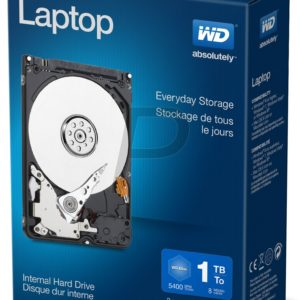 "F30X25 - Disque 2.5"" SATA 1.0To (1000GB) - 5400 WESTERN Laptop Mainstream (8 Mo) [WDBMYH0010BNC]"