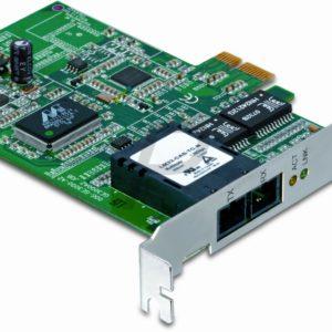 FAB-TEGECSX - TRENDNET Adaptateur Gigabit Fibre PCI Express 1X [TEG-ECSX]