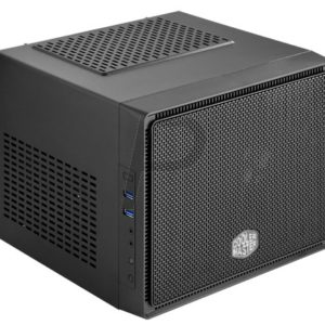 G02B02 - Boitier COOLER MASTER Mini-ITX Elite 110 Midnight Black - No Power