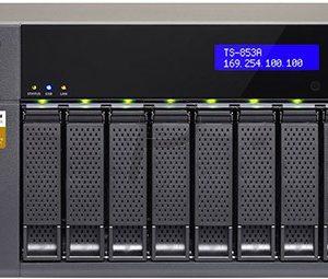 """G04K29 - Boitier Ethernet (NAS) pour HDD 3.5"""" - QNAP NAS TS-853A-8G 8x 3.5 SATA - (Sans Disque)"""